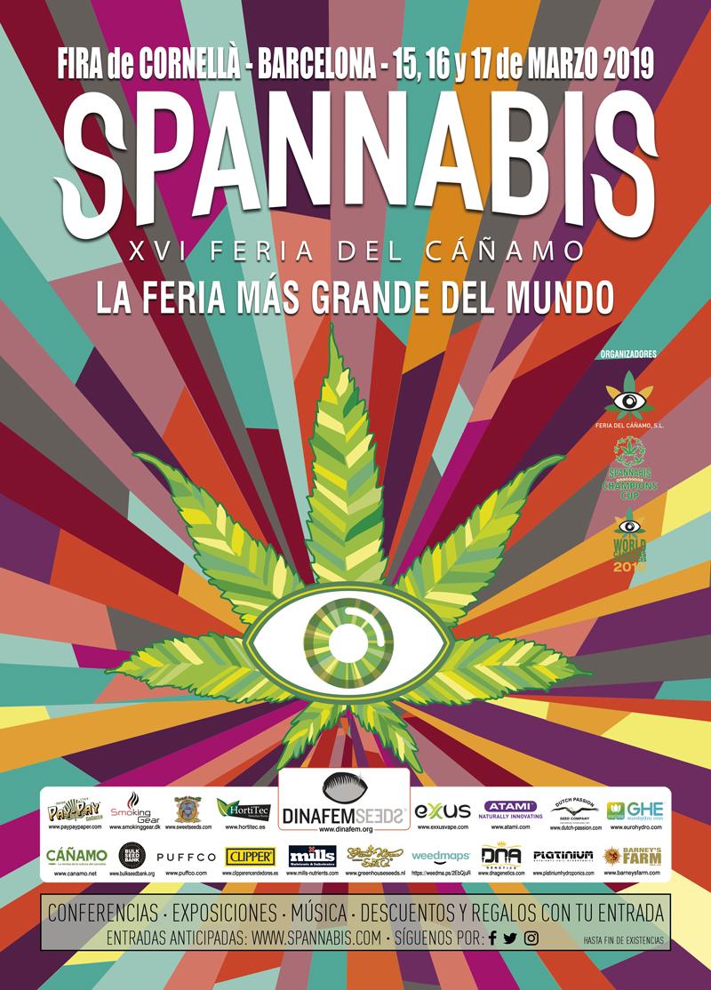 Spannabis2019
